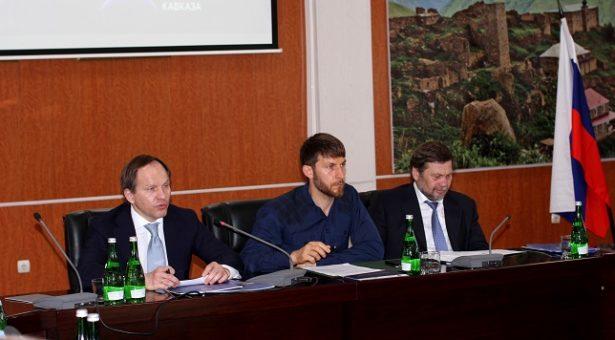 «Кавказана инвестицеш е» бизнес-сесси дIаяьхьира Нохчийчохь