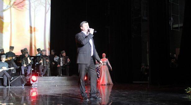 Гадаев Валидан 45 шо кхачарна лерина концерт