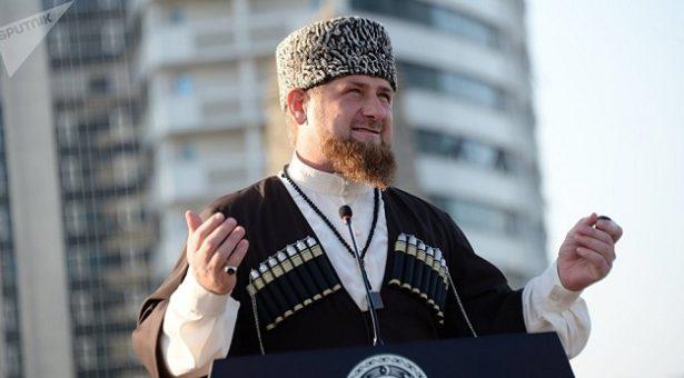 Нохчийн Республикин Куьйгалхочун Кадыров Рамзанан декъалдар