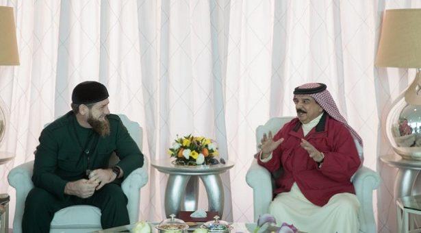 Кадыров Рамзан Бахрейнехь хилира