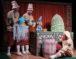 Къоначу хьажархочун театрехь – хьеший