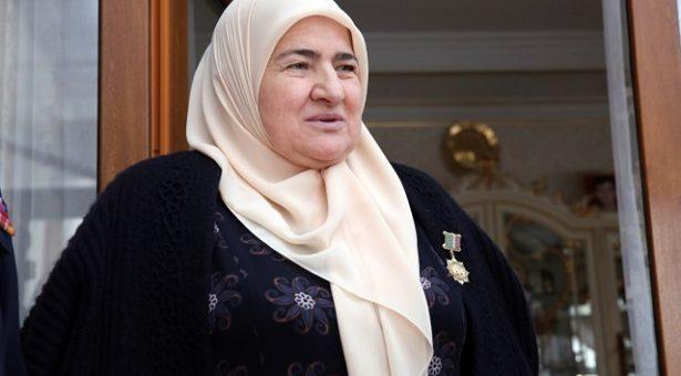 Кадырова Айманина «Къудсан седа» орден елла