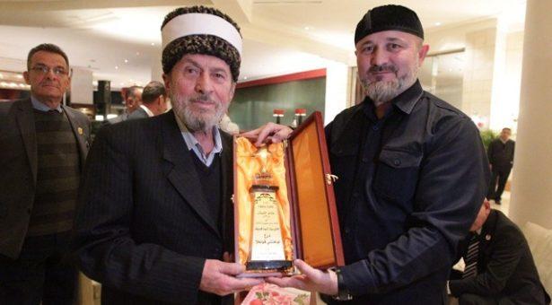 Кадыров Рамзанна «Нохчийн Къонахалла» орден елла Иорданерчу нохчийн тайпанийн Кхеташоно