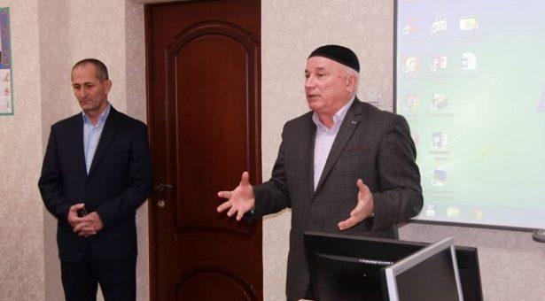 Хьехархошна лерина семинар
